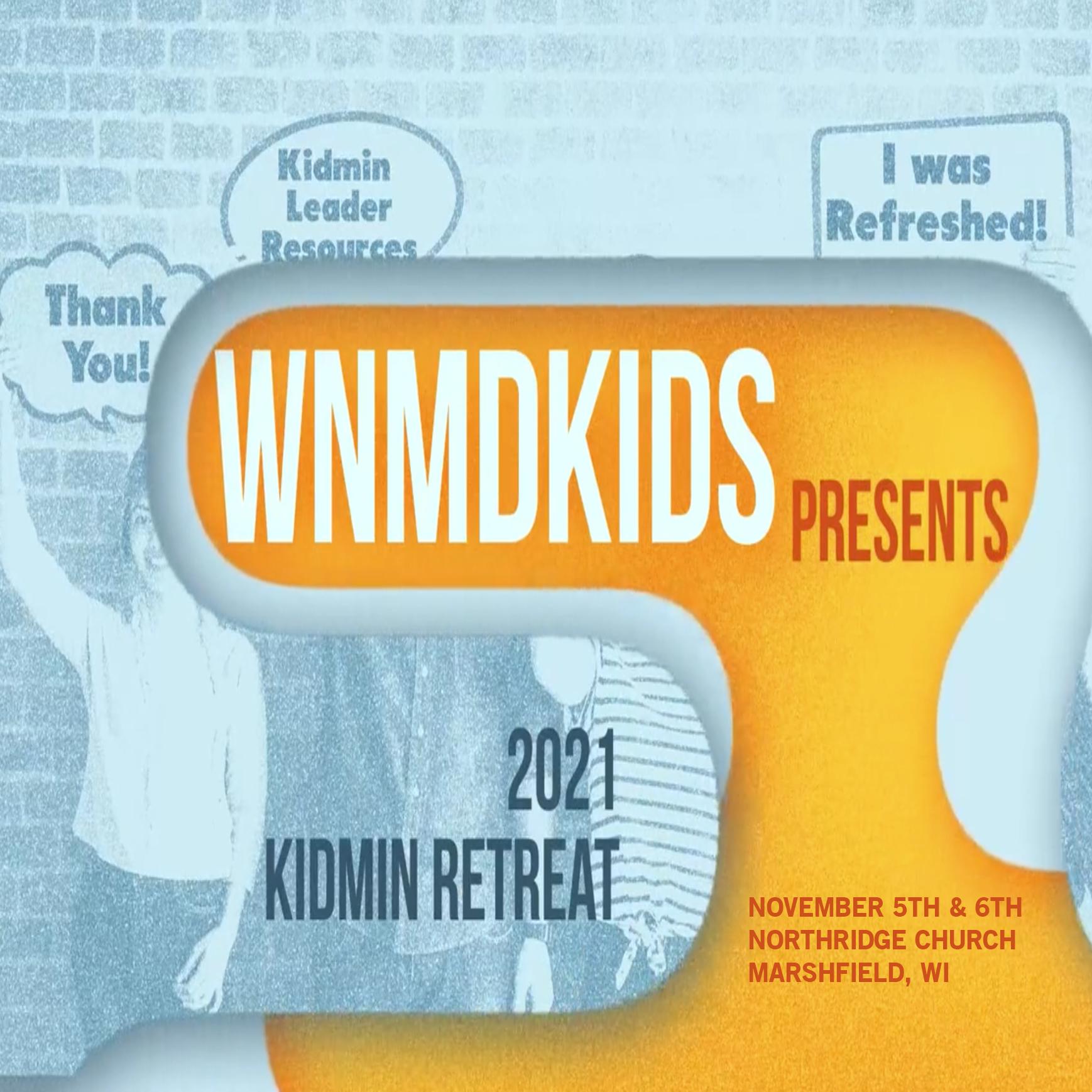 kidmin retreat square